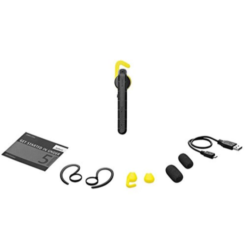 Jabra Steel Ruggedized Bluetooth Headset-Daily Steals