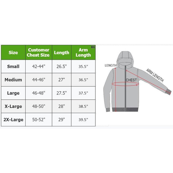 Spire By Galaxy Men's Lightweight Puffer Jackets-Daily Steals