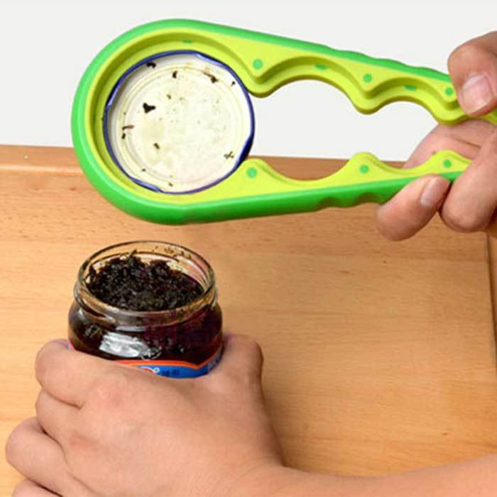 [One or Two Pack] Jar Opener - Get Lids Off Easily-Daily Steals