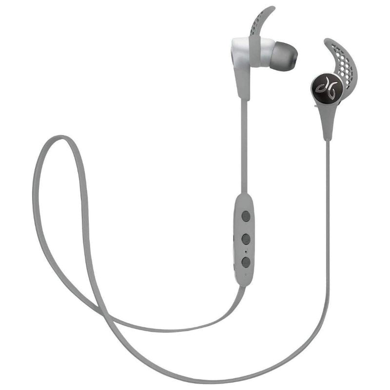 Jaybird X3 Sport Bluetooth Sweat-Proof Headset for iPhone and Android-Platinum White-Daily Steals