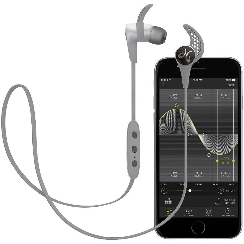 Jaybird X3 Sport Bluetooth Sweat-Proof Headset for iPhone and Android-Daily Steals