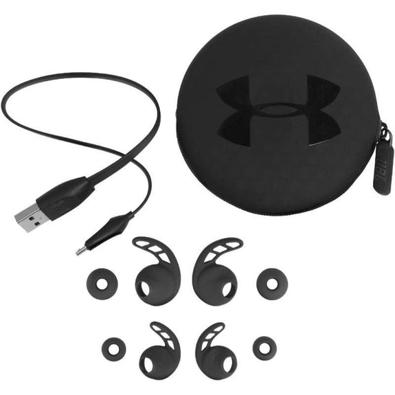 JBL Under Armour REACT - Sport Wireless Bluetooth In-Ear Headphones-Daily Steals