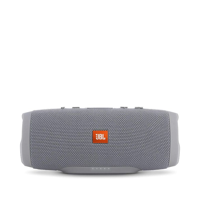 JBL Charge 3 Waterproof Portable Bluetooth Speaker-Gray-Daily Steals
