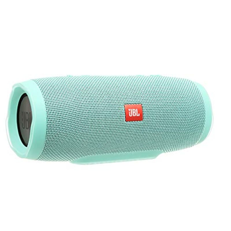 JBL Charge 3 Waterproof Portable Bluetooth Speaker-Teal-Daily Steals