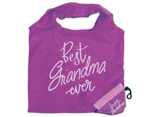 Just For Mom and Grandma Foldable Tote Bag - 2 Pack-Daily Steals