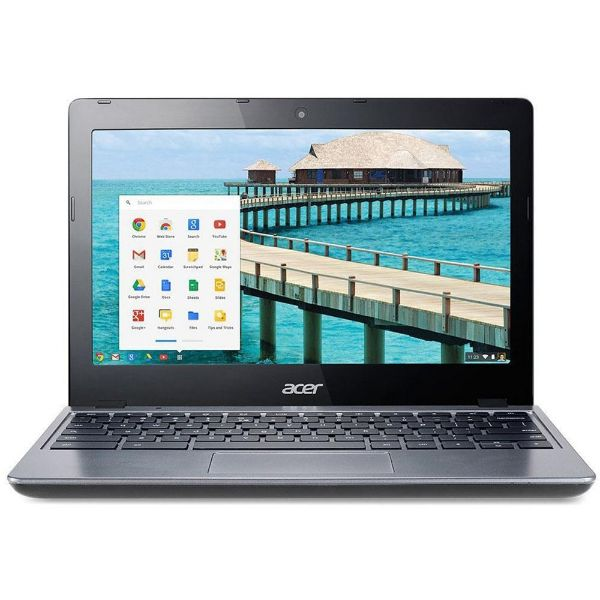 "Acer 11.6"" Chromebook with Intel Dual Core, 4GB RAM, 16GB SSD, Chrome OS-Non-Touch-Daily Steals"