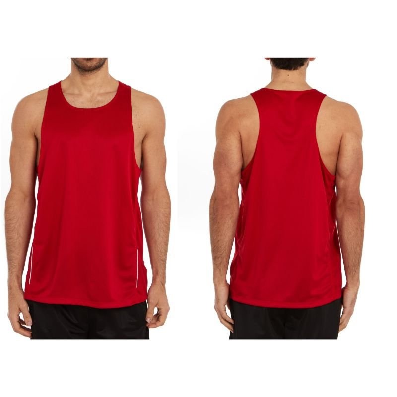 Daily Steals-Men's Active Athletic Performance Tanks - 2 Pack-Men's Apparel-S-