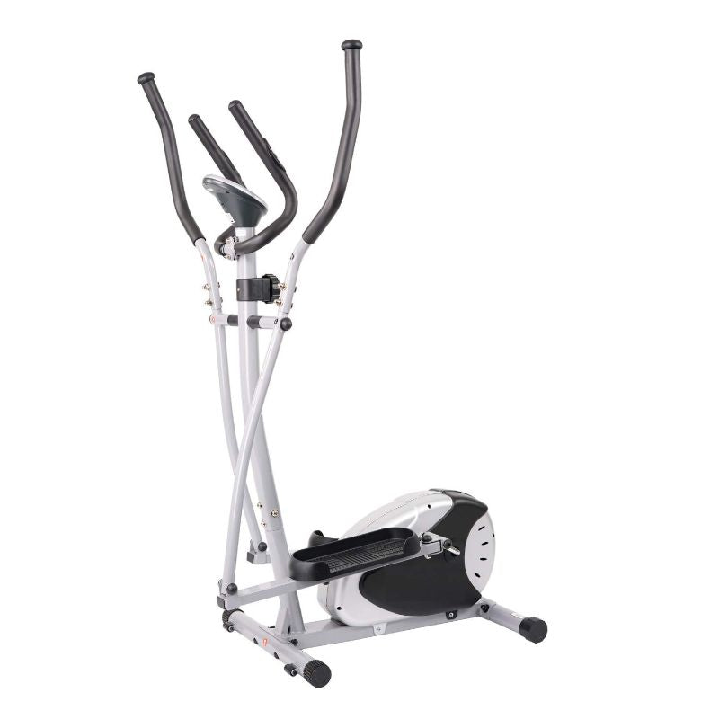 Kairo Elliptical Exercise Bike - Stainless Steel, Adjustable Resistance-Daily Steals