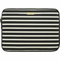 Daily Steals-Kate Spade New York Case for Samsung Galaxy S10 in Striped Black and Cream-Cell and Tablet Accessories-