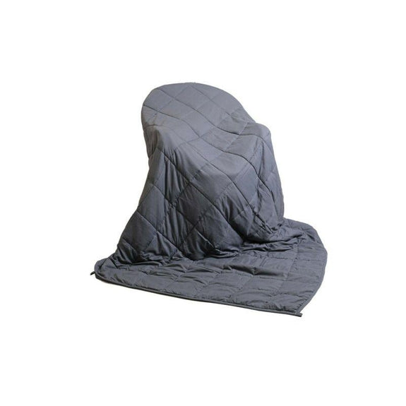 Kathy Ireland Weighted Blanket with Glass Beads-Daily Steals