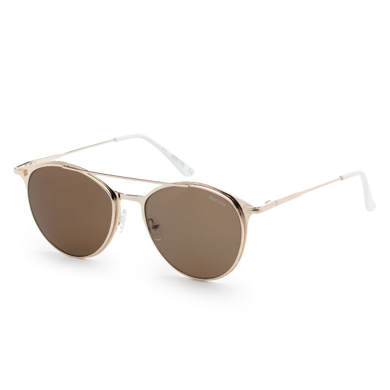 Kenneth Cole KC1353-5532E Men's Gold Metal Sunglasses-Daily Steals