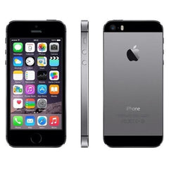 Daily Steals-Apple iPhone 5s 16GB Unlocked GSM 4G LTE Dual-Core Phone w/ 8 MP Camera-apple iphone-Grey-