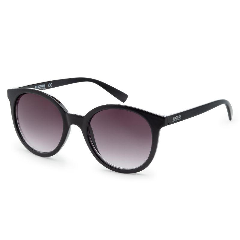 Kenneth Cole KC1305-5301B Women's Shiny Black Sunglasses-Daily Steals
