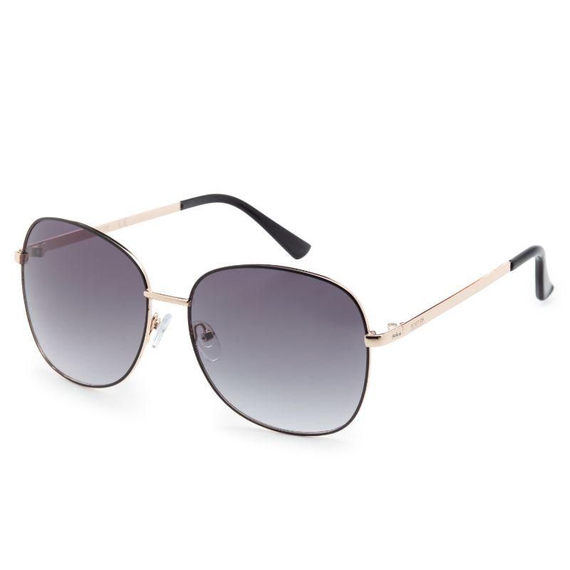 Kenneth Cole KC1359-6032B Women's Gold-Tone Metal Sunglasses-Daily Steals