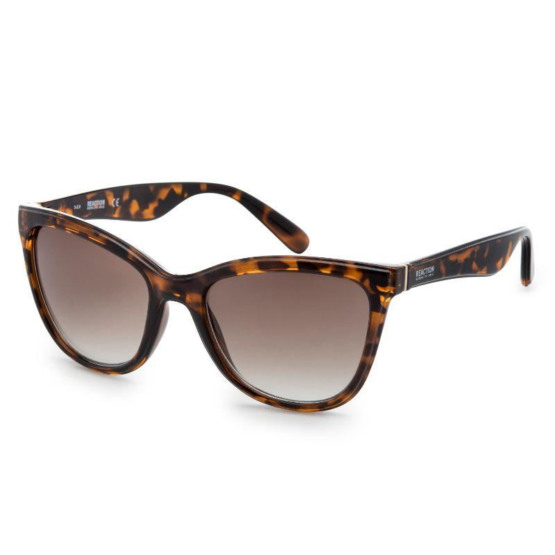 Kenneth Cole KC1366-5652F Women's Dark Havana Sunglasses-Daily Steals