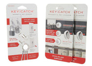 Daily Steals-KeyCatch 9-Piece Magnetic & Sticky Key Hangers Set-Home and Office Essentials-