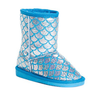 MUK LUKS Kids Attina Mermaid Boot-Daily Steals