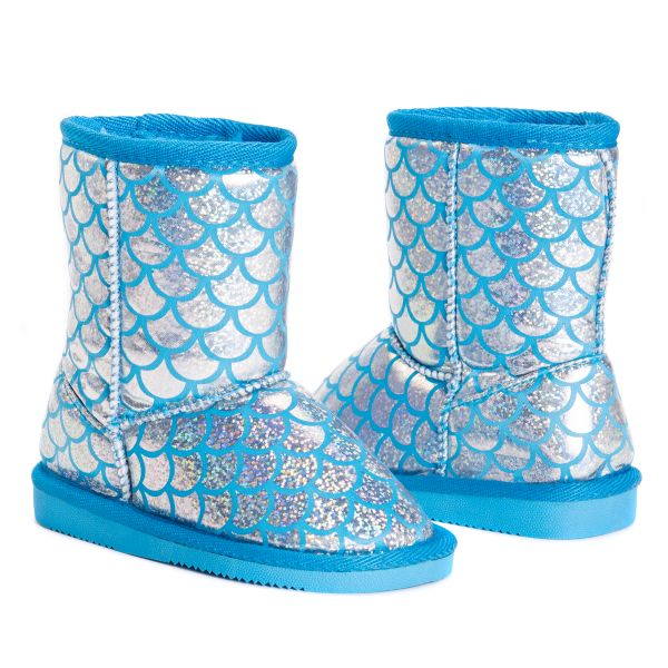 MUK LUKS Enfants Attina Mermaid Boot-8-Daily Steals