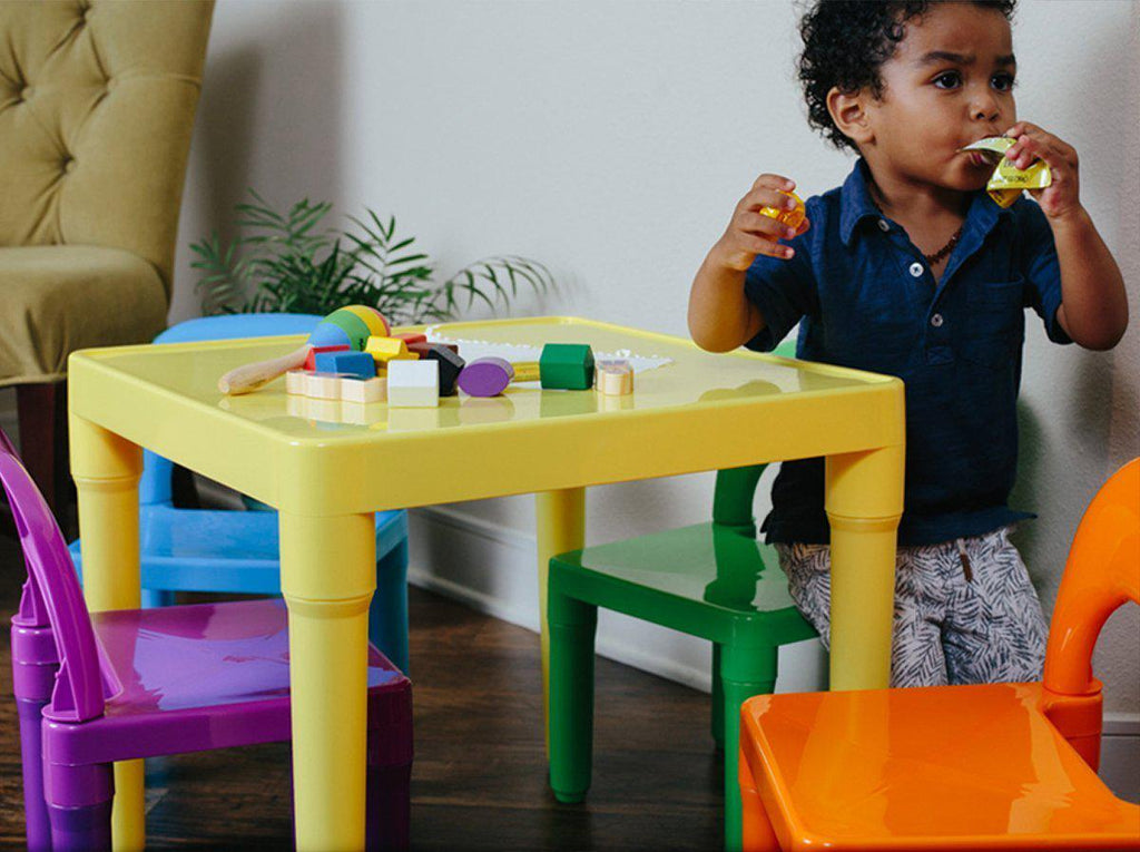 Den Haven Kids' Chair and Table Set-Daily Steals