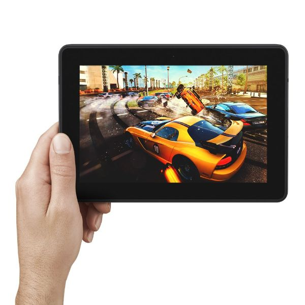 "Kindle Fire HDX 7"" with Wi-Fi (16 GB + Special Offers) 3rd Gen-Daily Steals"