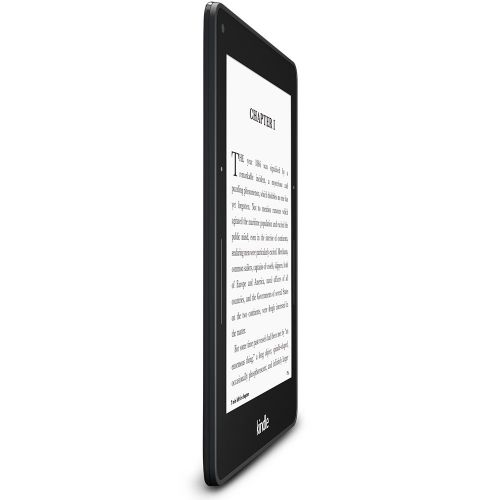 "Kindle Voyage E-reader, 6"" HD Display (300 ppi) w/ Adaptive Built-in Light-Daily Steals"