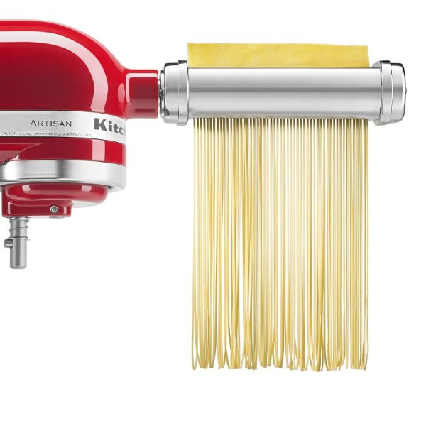 KitchenAid 3-Piece Pasta Roller & Cutter Attachment Set-Daily Steals