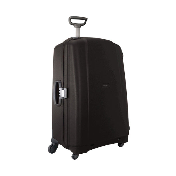 "Samsonite F'Lite GT 31"" Spinner Zipperless Suitcase-Black-Daily Steals"