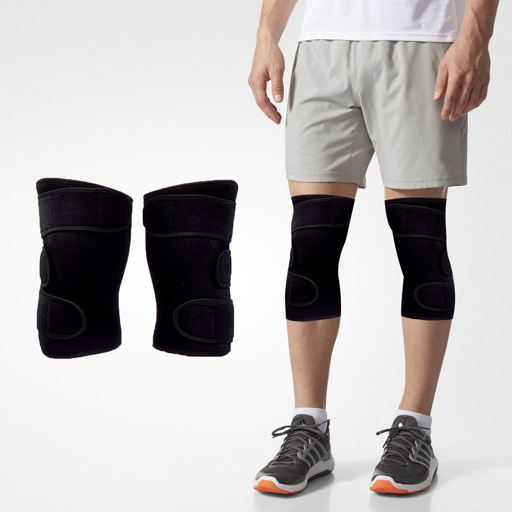 Copper Infused Knee Brace for Pain Relief-Daily Steals