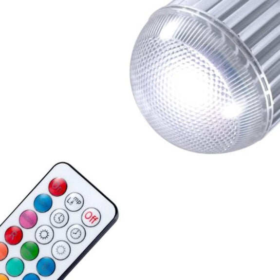 KOBRA 10W Retro LED Color Changing Light Bulbs with Remote Control-Daily Steals