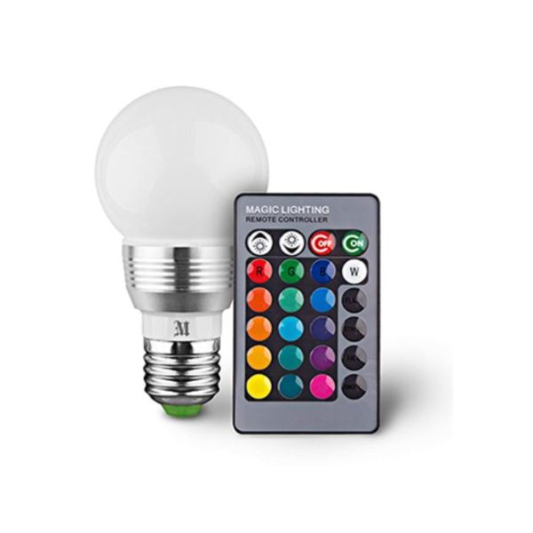 Kobra Retro LED Color Changing Light Bulbs-1-Pack-Daily Steals