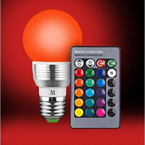Kobra Retro LED Color Changing Light Bulbs-Daily Steals