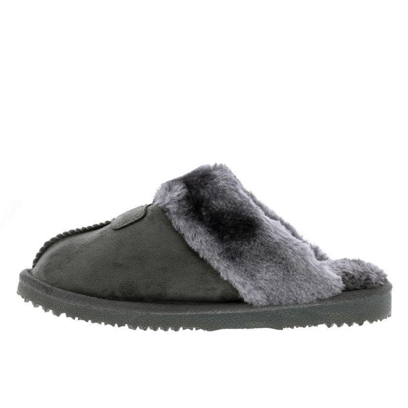 Colette Slipper-Grey-6M-Daily Steals de Kreated Equal ultra confortable