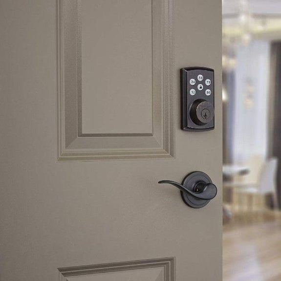 Kwikset SmartCode 888 Smart Lock Touchpad Electronic Deadbolt Door Lock-Daily Steals