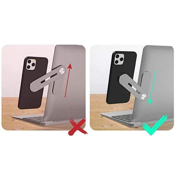 Magnetic Smartphone Laptop Side Mount-Daily Steals