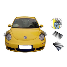 Pair of Eyelashes Set for Car Headlights