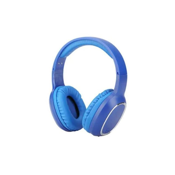 Laud Over-the-Ear Wireless Bluetooth Headphones-Blue-Daily Steals
