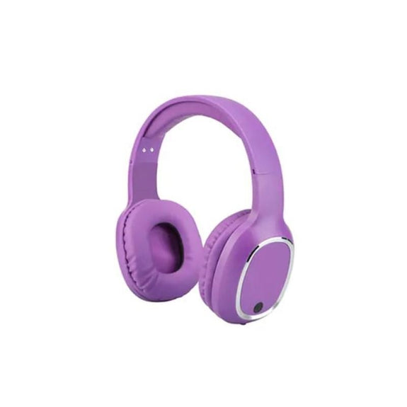 Laud Over-the-Ear Wireless Bluetooth Headphones-Purple-Daily Steals