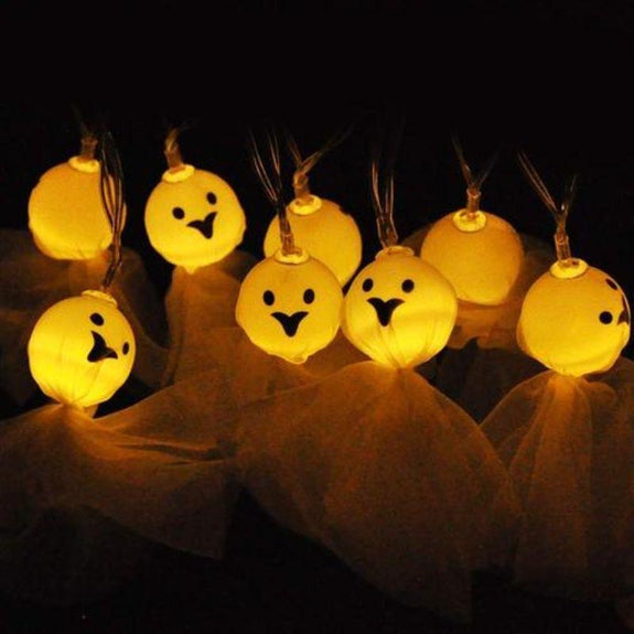 LED Warm White Sunny Dull String Light-