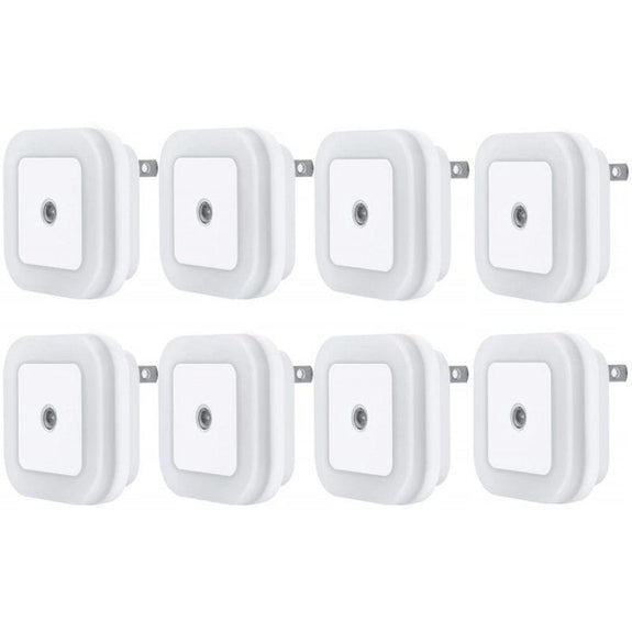 LED Plug-in Night Light - 8 Pack-Daily Steals