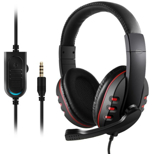 Altatac 3.5mm Wired Gaming Headset with Headphone and Mic-Daily Steals
