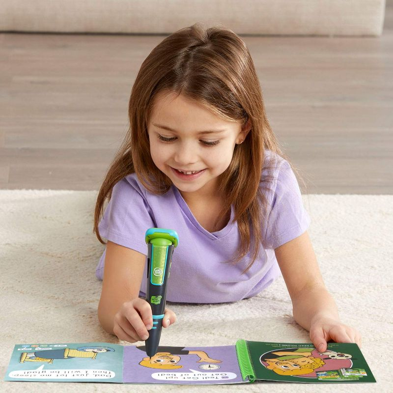 LeapFrog LeapStart Go System - Charcoal and Green-Daily Steals