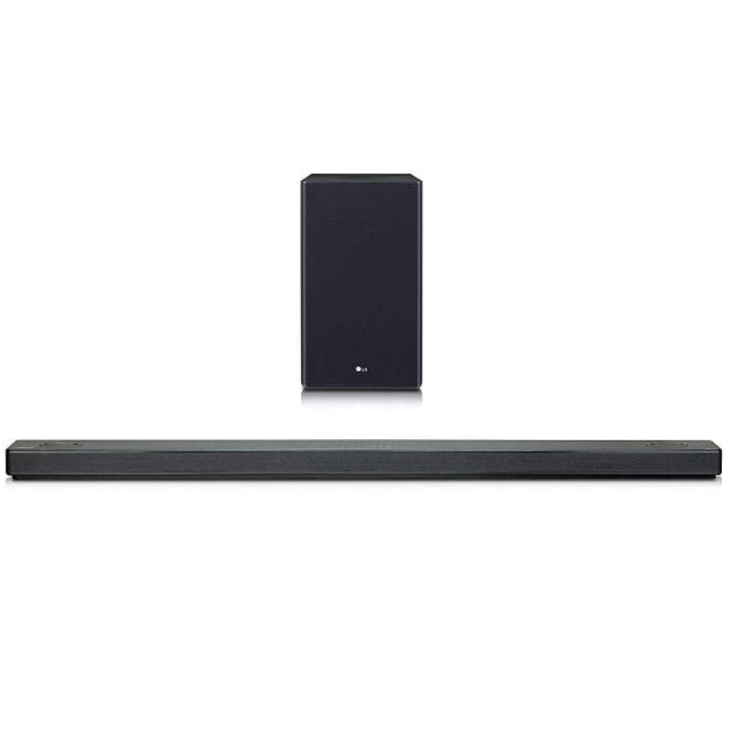 LG Channel High Res Audio Sound Bar w/Meridian Technology & Dolby Atmos