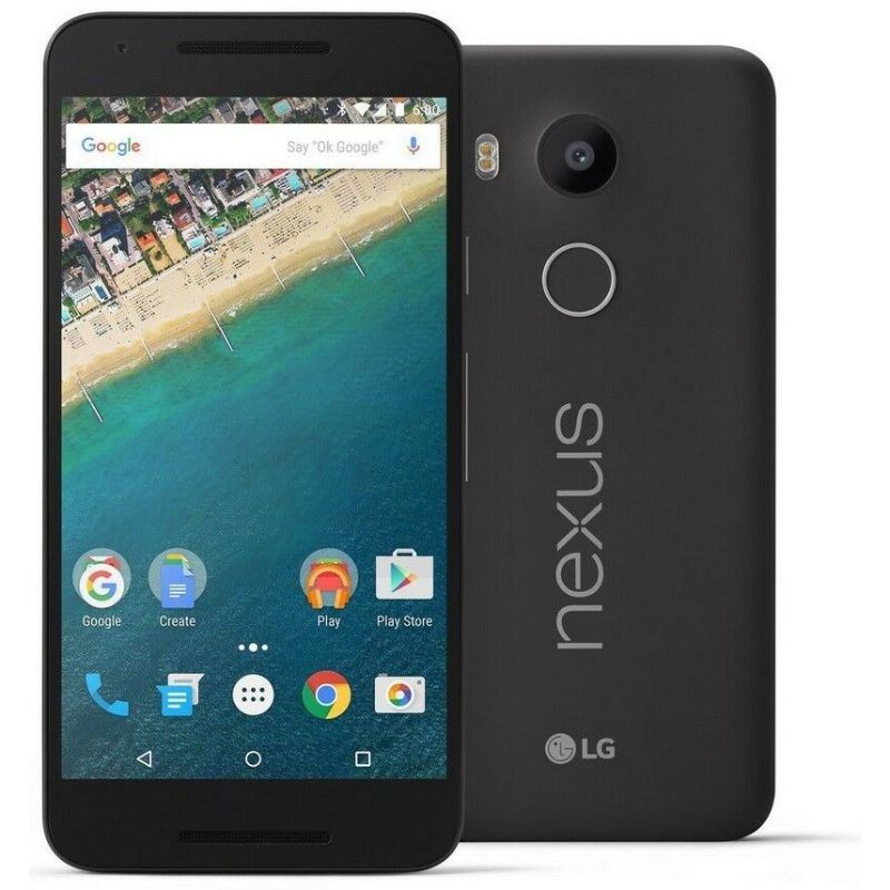 LG Nexus 5X GSM Unlocked Smartphone-Carbon Black-16GB-Daily Steals