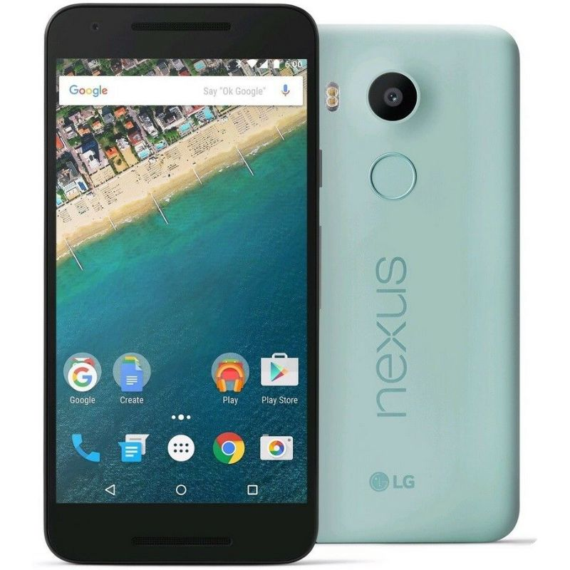 LG Nexus 5X GSM Unlocked Smartphone-Ice Blue-32GB-Daily Steals