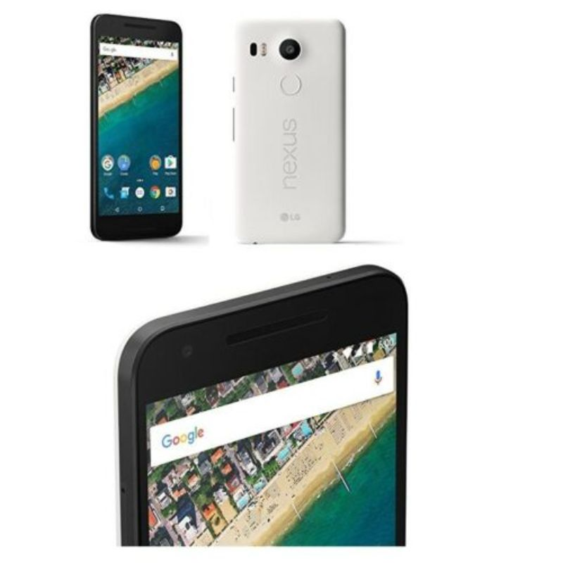 LG Nexus 5X GSM Unlocked Smartphone-Daily Steals