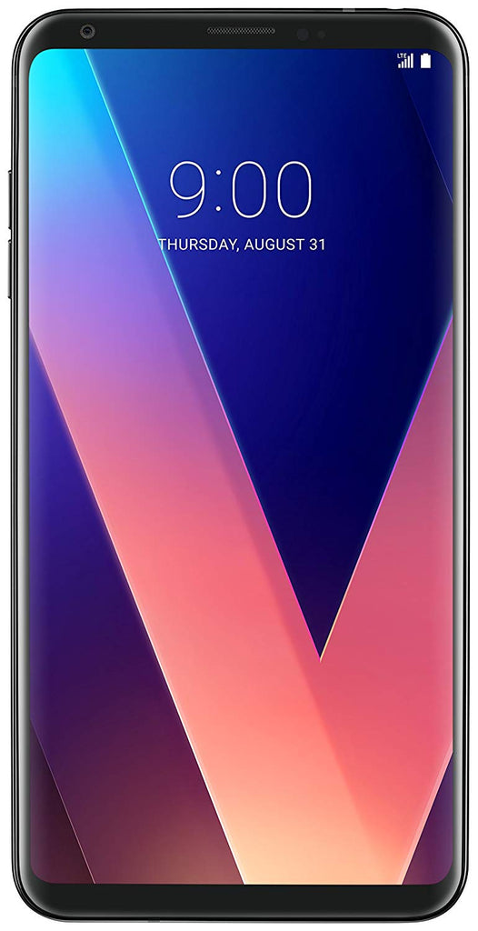 "Daily Steals-LG Electronics V30+ Factory Unlocked Phone - 128GB, 6"", Black-Cellphones-"