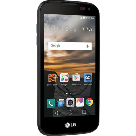 Daily Steals-LG K3 8GB Smartphone (GSM Unlocked, Black)-Cellphones-