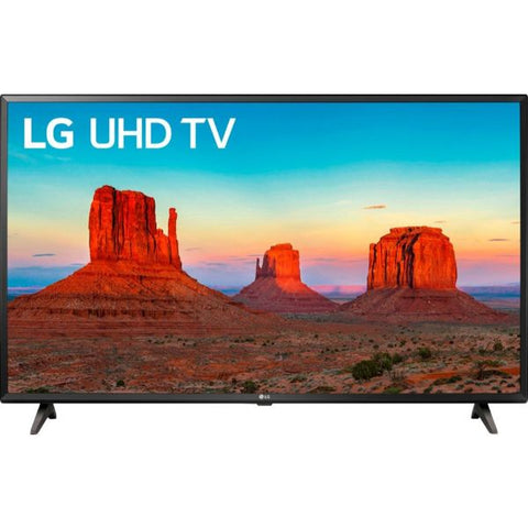 "LG 49"" Class LED 2160p Smart 4K UHD TV with HDR"