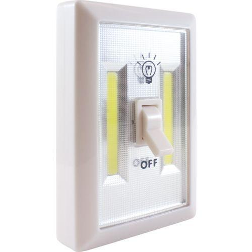 Ultra Bright Stick Anywhere Switch LED Light-Daily Steals