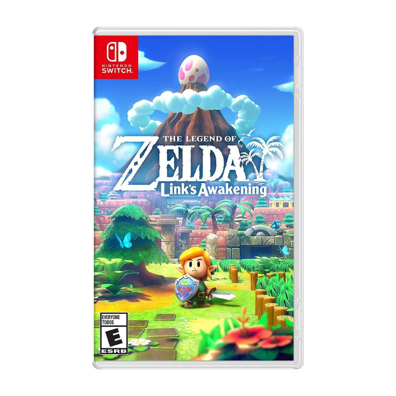 Legend of Zelda - Link's Awakening - Nintendo Switch-Daily Steals